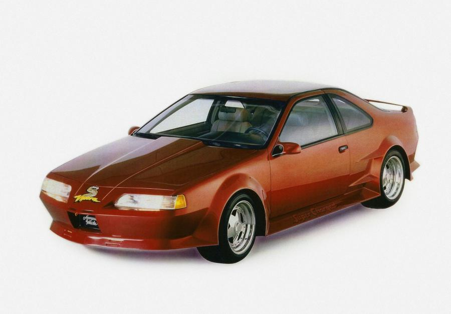 1989 Ford Thunderbird Super Coupe Vipara by Aerospace Vehicles