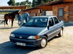 Ford Escort 5-Door Hatchback 1990 года
