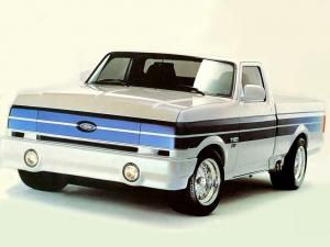 1990 Ford F-150 Concept Pick Up