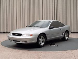 1990 Ford Mustang Bruce Jenner Proposal