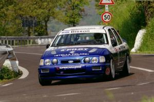 Ford Sierra RS Cosworth Saloon 4WD Rally 1990 года