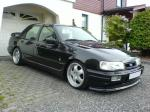 Ford Sierra RS Cosworth Saloon 4WD 1990 года