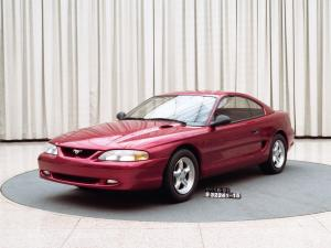 Ford Mustang Coupe Prototype 1991 года