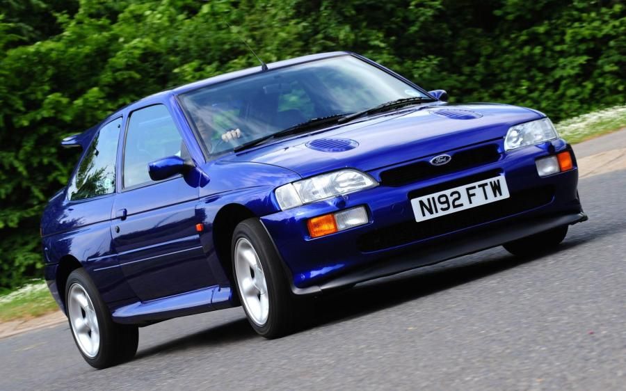 1993 Ford Escort RS Cosworth (UK)