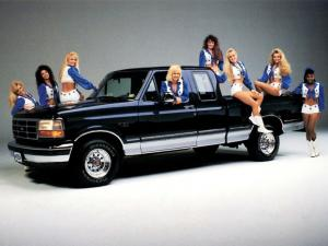1994 Ford F-150 XLT Dallas Cowboys