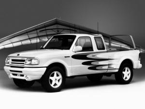 Ford Ranger Sky Splash Super Cab Concept 1994 года