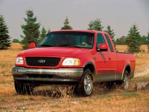 1996 Ford F-150 SuperCab