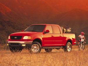 Ford F-150 SuperCrew 1996 года