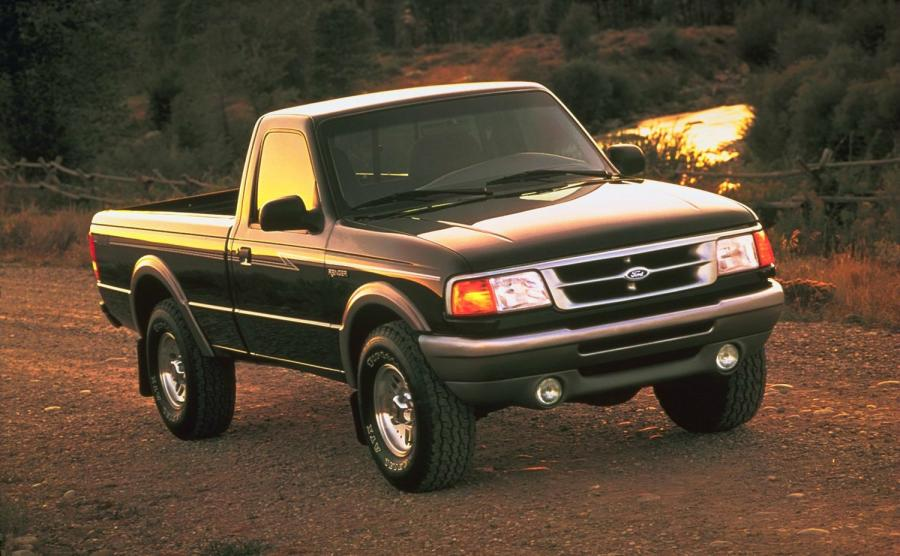 Ford Ranger Regular Cab