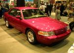 Ford Crown Victoria 1998 года