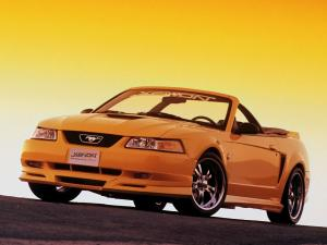 1998 Ford Mustang Convertible by Xenon
