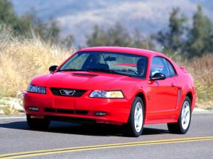 1998 Ford Mustang GT Coupe