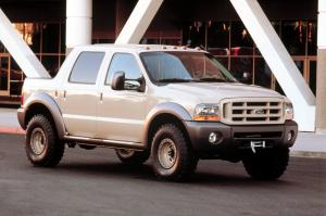 Ford Desert Excursion 1999 года