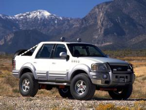 Ford Expedition Himalaya Concept 1999 года