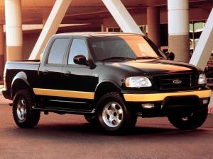 1999 Ford F-150 Scuba SuperCrew Concept