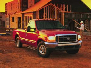 1999 Ford F-250 Super Duty Regular Cab