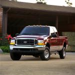 Ford F-350 Super Duty 1999 года