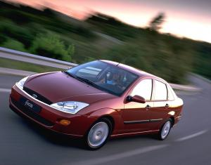 1999 Ford Focus Saloon