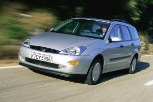 1999 Ford Focus Wagon