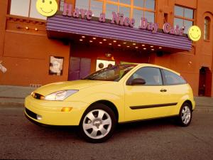1999 Ford Focus ZX3