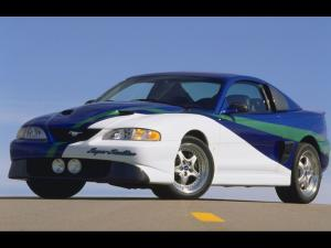 1999 Ford Mustang SS