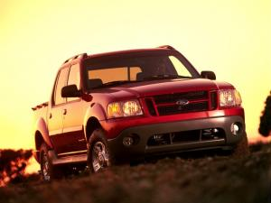 2000 Ford Explorer Sport Trac