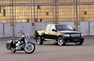 Ford F-150 Harley-Davidson Edition 2000 года