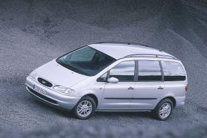Ford Galaxy 2000 года