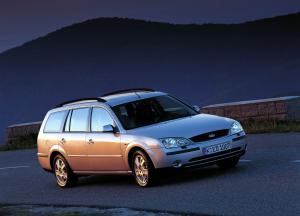 2000 Ford Mondeo Wagon