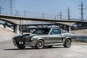 Ford Mustang GT500 Eleanor by Cinema Vehicle Services 2000 года