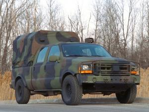 Ford Super Tough Concept Truck 2000 года