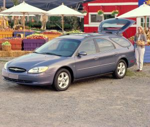 2000 Ford Taurus Wagon