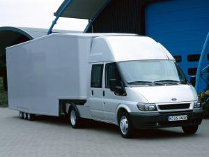 Ford Transit Double Cab Pickup 2000 года
