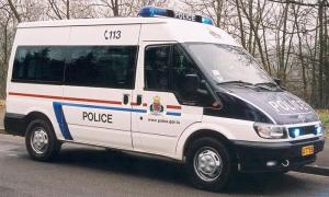 Ford Transit Police