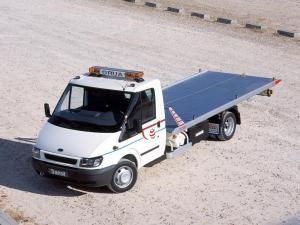 Ford Transit Tow Truck 2000 года