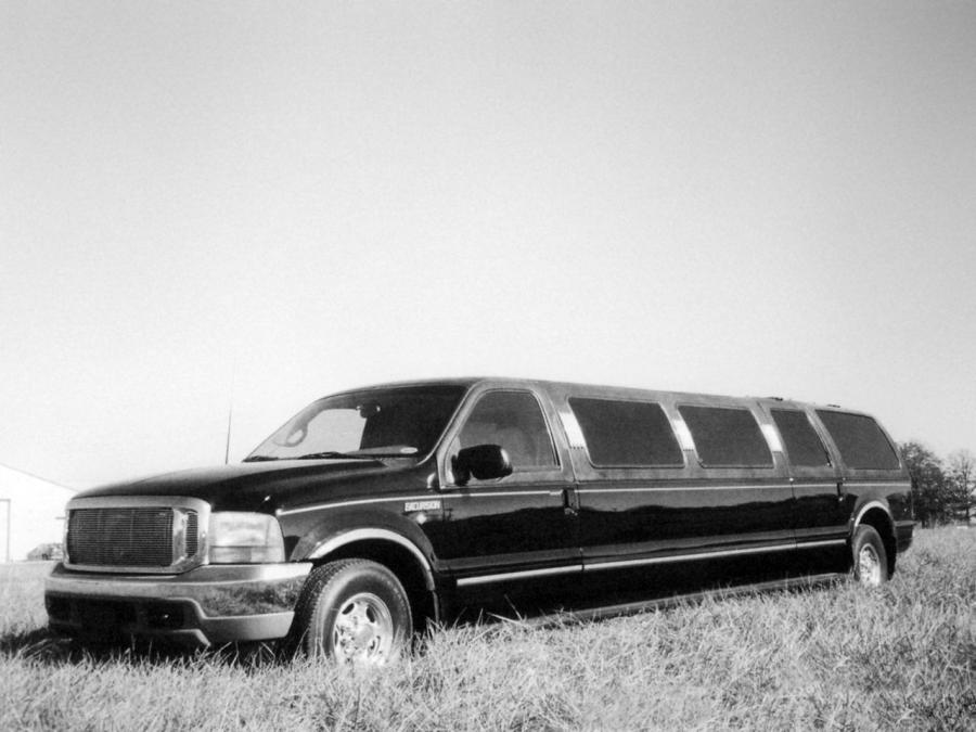 2001 Ford Excursion Limousine by Craftsmen Limousine