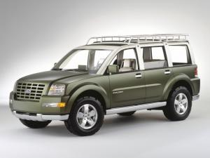 2001 Ford Explorer Sportsman Concept