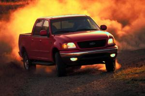 2001 Ford F-150 SuperCrew Cab