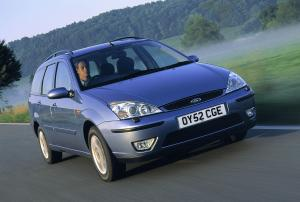 Ford Focus Wagon 2001 года