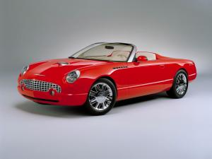 Ford Thunderbird Sports Roadster Concept 2001 года