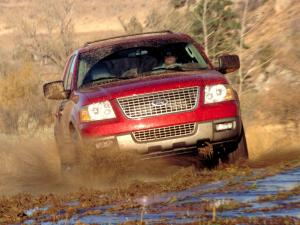 Ford Expedition 2002 года