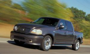 2002 Ford F-150 Harley-Davidson Supercharged
