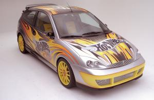 Ford Focus Hot Wheels 2002 года