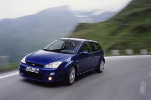Ford Focus RS 2002 года