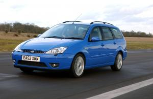 Ford Focus ST170 2002 года