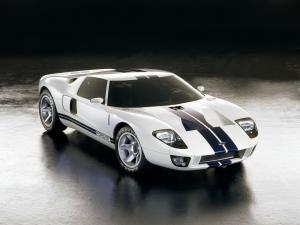 Ford GT40 Concept 2002 года