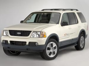 Ford Explorer S2RV Concept 2003 года