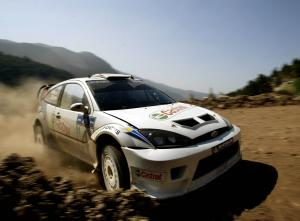 Ford Focus RS WRC 2003 года