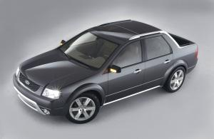 Ford Freestyle FX Concept 2003 года