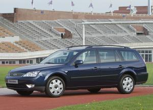 Ford Mondeo Wagon 2003 года